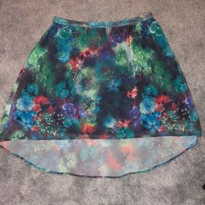 Jacob high-low skirt.  Absolutely gorgeous
